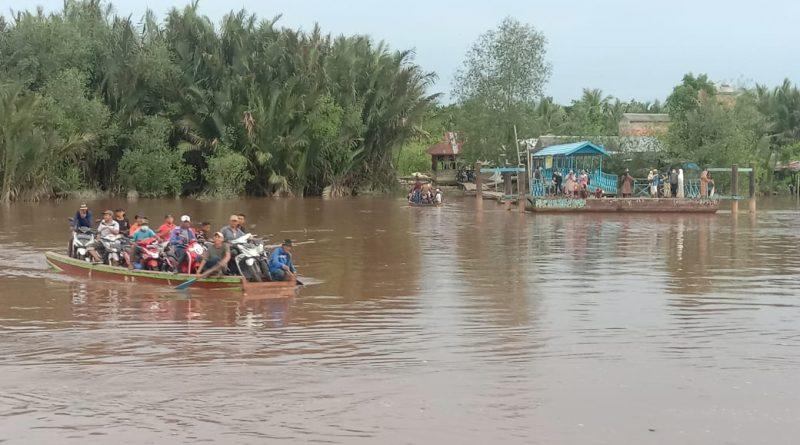 Idul FItri Ke-4, Kuala Indah, Sungai Gebar
