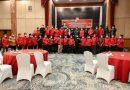 Silaturahmi Tiga Pilar PDI Perjuangan